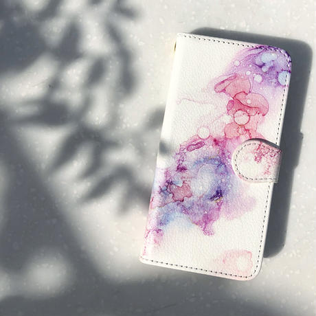 「ADORE」Phone Case ( book type )