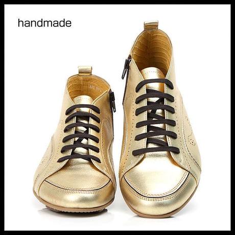 スニーカーブーツ★mshl0129 ハンドメイド スニーカー ブーツ スニーカー 風 メンズ靴 ダンディー 本革 ヒール 5cm スニーカー ダンディー シューズ  メンズ靴スニーカー