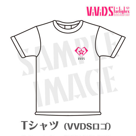 キャラクターTシャツ(VVDSロゴ)