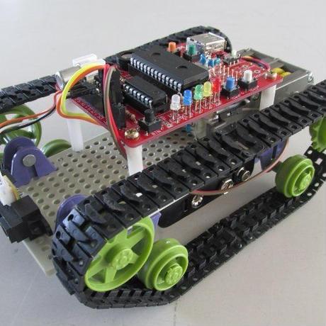 プログラミングロボットカー・ベースキット
