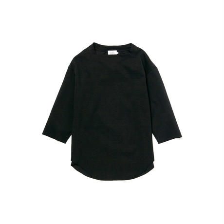 SQUARE NECK PLAIN TEE