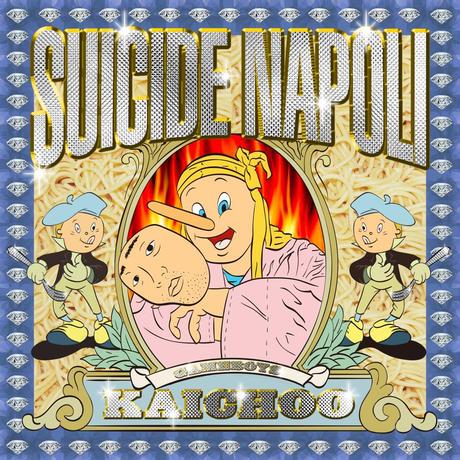 $UICIDE NAPOLI/KAICHOO 送料無料