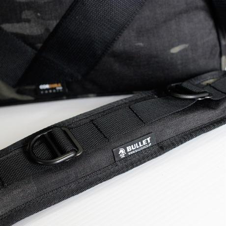 BAA-1710 BALLISTICS GO BAG MULTI CAM BLACK