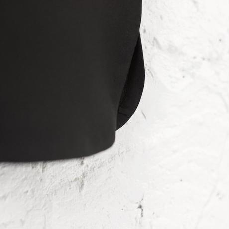 ST-230 STARTEX KARIYUSHI WEAR FORMAL BLACK SHIRT-SLIM- /BLACK