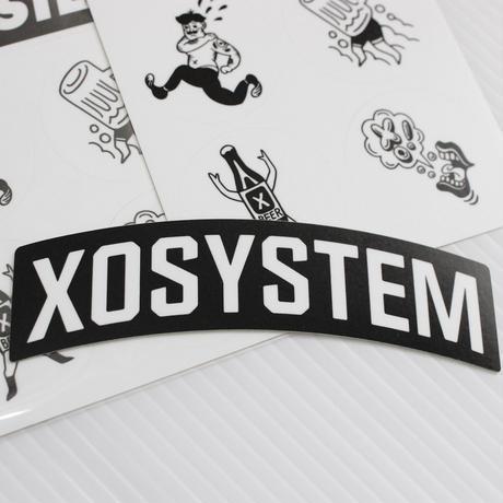 XOSYSTEM|XO STICKER PACK