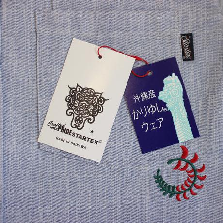 ST-241 STARTEX KARIYUSHI WEAR DGO-SLIM-/BLUE