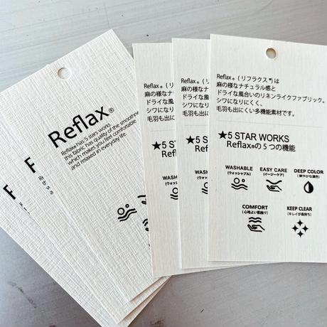 ST-248|STARTEX|KARIYUSHI WEAR|DELUXE STAR FLOWER SIDE PANEL -SLIM-/BROWN KHAKI
