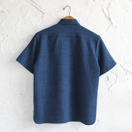 ST-245|STARTEX|KARIYUSHI WEAR|DELUXE IYOO WAVE PANEL -SLIM-/BLUE