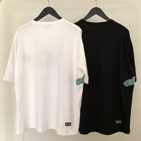 "TAB UNDERWEAR|DENPA ""The View"" (Big Tee)"