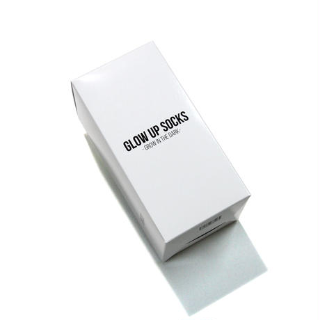 LIXTICK|GLOW UP SOCKS 3PACK|G.I.D