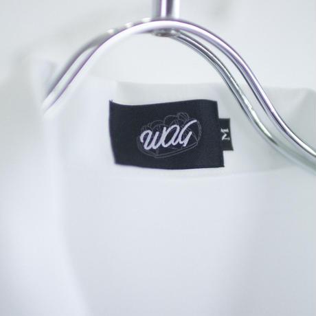 WAG|WAG HANAGASA S/S SHIRT|WHITE