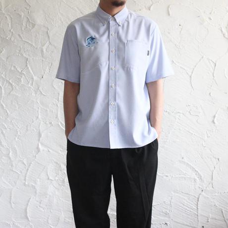 ST-245|STARTEX|KARIYUSHI WEAR|DELUXE IYOO WAVE PANEL -SLIM- / SAX PIN STRIPE