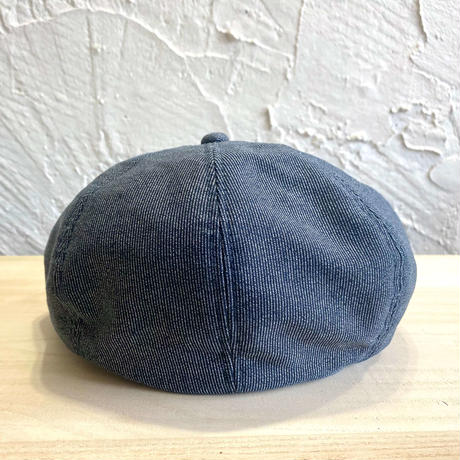 HIGHER|MOLE WABASH CASQUETTE|COLOR-NAVY
