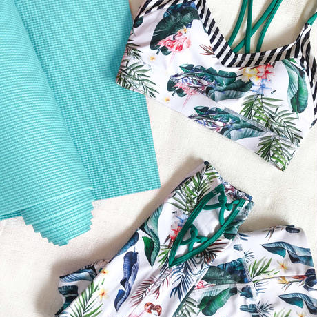 FIT2: TROPIC BREEZE  BRALETTE