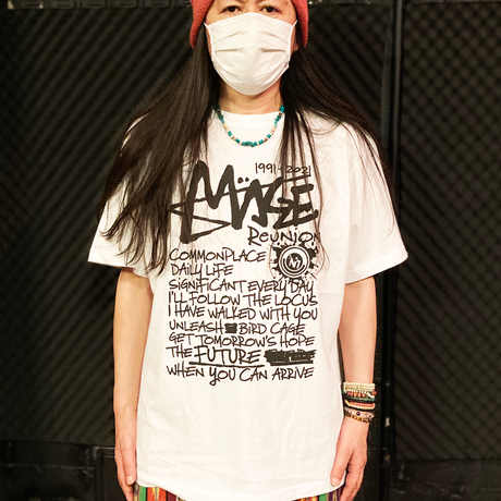 「M-AGE 1991→2021REUNION」5.27 O-EAST TEE