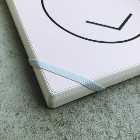 Allright Printing - 平山昌尚 × 活版印刷 ななめリングノート