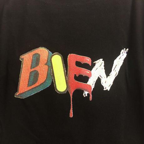 BIEN 'Collage Tee' - Black