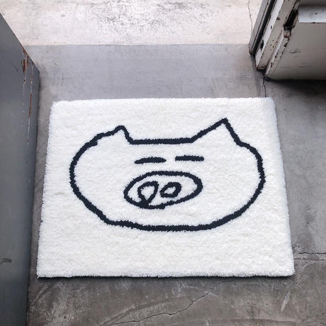 Masanao Hirayama - 'PIG' FOOT RUG