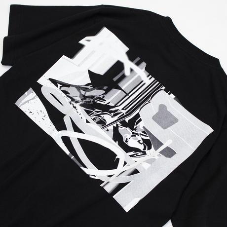 """山崎由紀子 """"OK!"""" T Shirts - Black"""