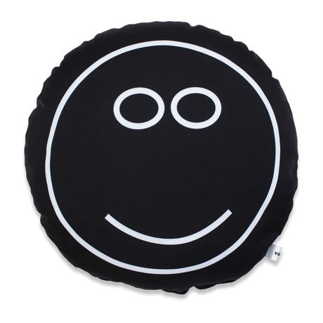 MASANAO HIRAYAMA - SMILE CUSSION / Black