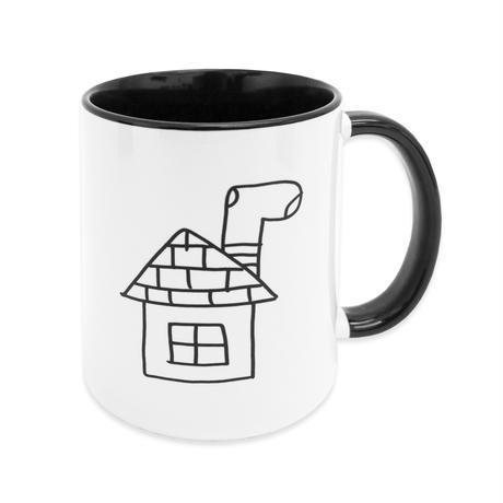 "Ken Kagami - くっつけてみよう MUG CUP ""いえした"""