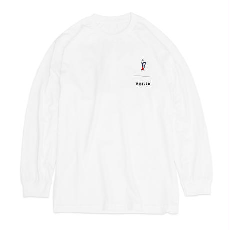 "F by VOILLD ""ARMS"" LONG SLEEVE T-SHIRT"