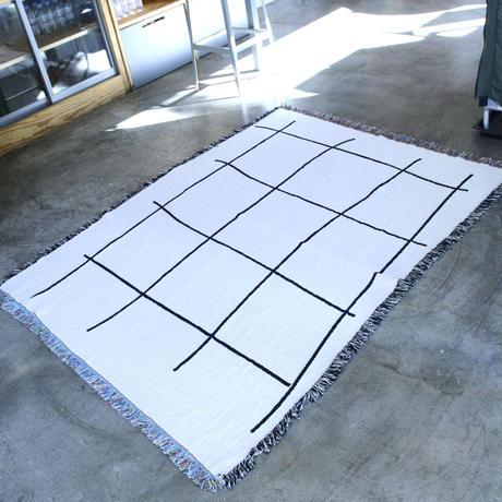 MASANAO HIRAYAMA - Limited Edition Blanket (Line)