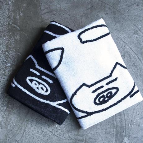 'PIG' Bath Towel (IMABARI TOWEL)