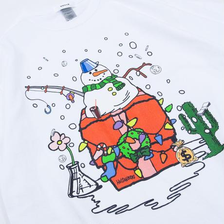 magma - 'WINTER AMERI感'  T shirts / White