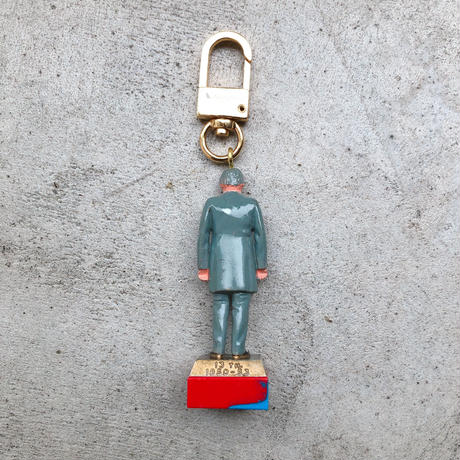 magma - Limited Keyring 'PRESIDENT' / F