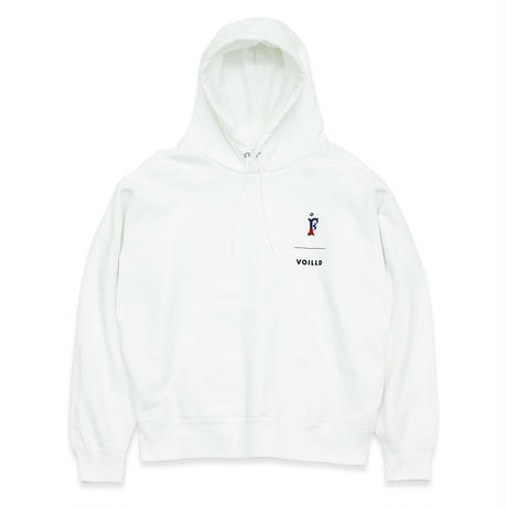 "F by VOILLD ""LEGS"" HOODIE"