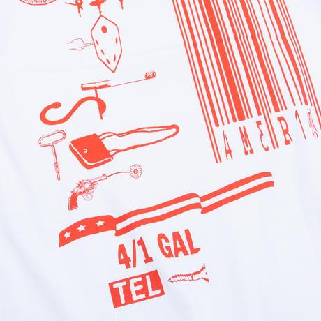 magma - 'AMERI感 MEMORIES'  T shirts / White