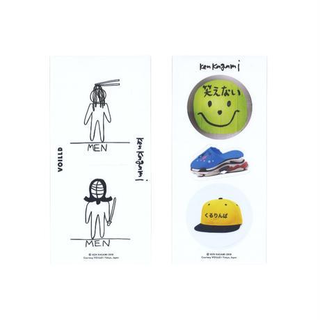 <VOILLD限定セット・通常盤> 加賀美健 絵本「くっつけてみよう」+トートバッグセット