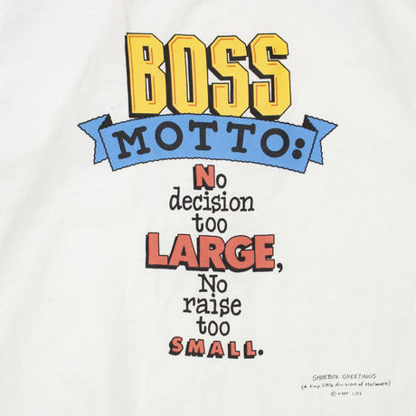 "magma - ""V"" BOSS T shirts"