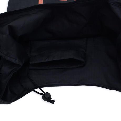 片岡亮介 'WELLNESS ECO BAG' - BLACK