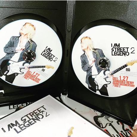 ※完全受注生産 ヨシケン 「I Am Street Legend Ⅱ」LIVE-CD