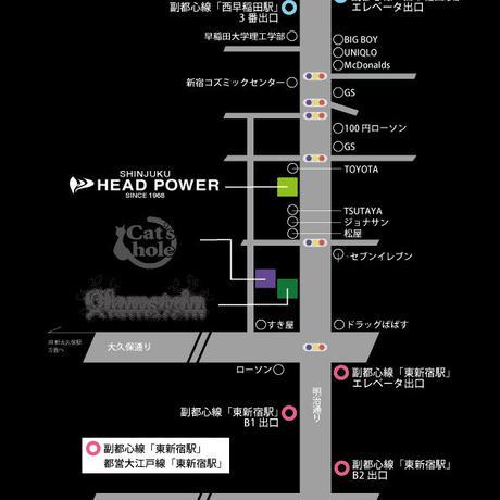 【1/27 6:00発売開始】学生:2017/4/11 ヨシケン新宿Headpower公演チケット
