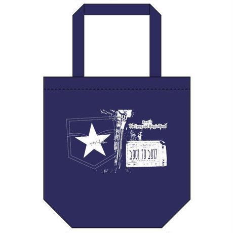 【特別先行予約5/16〜18 am7:00まで】ヨシケン5/31赤坂BLITZ「ONE STAR」DENIM TOTE BAG