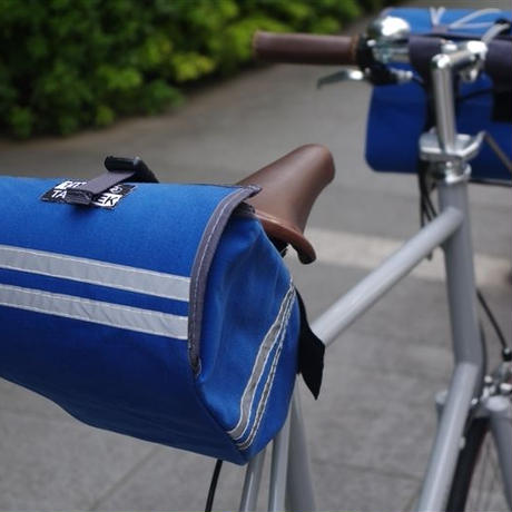 TIM TAS+REK / Saddle bag BLUE