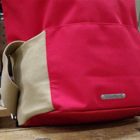 BROOKS  HACKNEY BACKPACK | Red