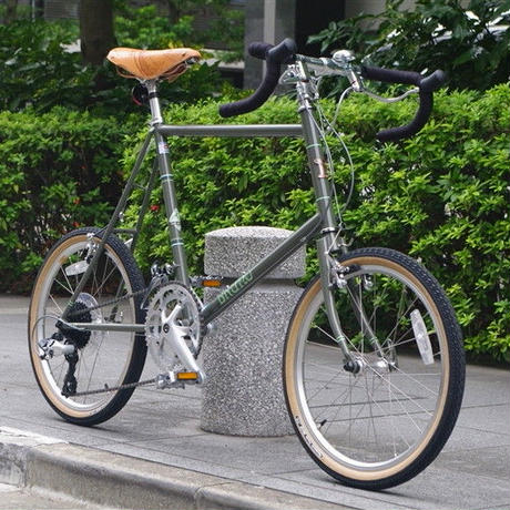 BRUNO Minivelo 20 Road Drop  Gray Limited /510mm
