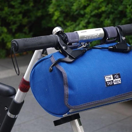 TIM TAS + REK / Handlebar bag BLUE