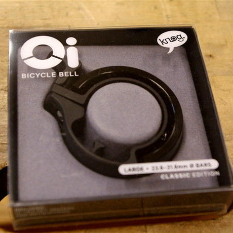 KNOG / Oi  LARGE   (BICYCLE BELL)