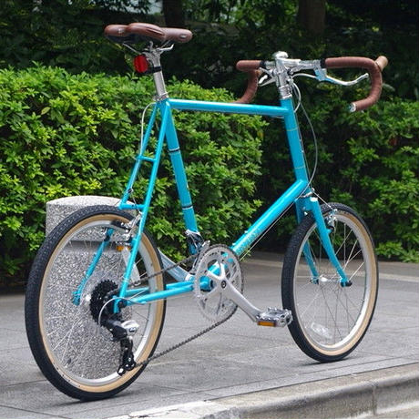 BRUNO Minivelo 20 Road Drop  turquoise /540mm