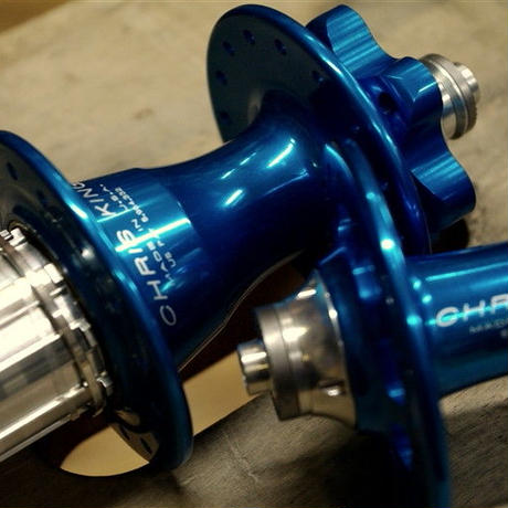 CHRIS KING / R45 Disc Hub  Front/Rear Turquoise