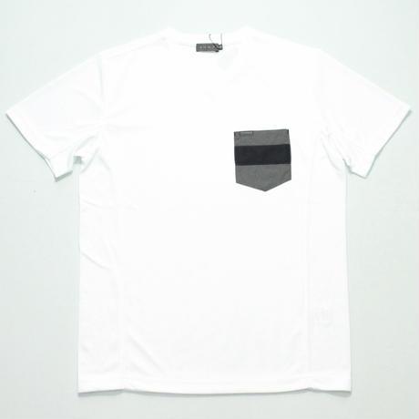 VUMPS アクティブVネックTシャツ