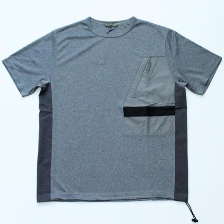 VUMPS ビッグシルエットポケットTシャツ