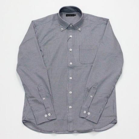 VUMPS ストレッチストライプジャージシャツ