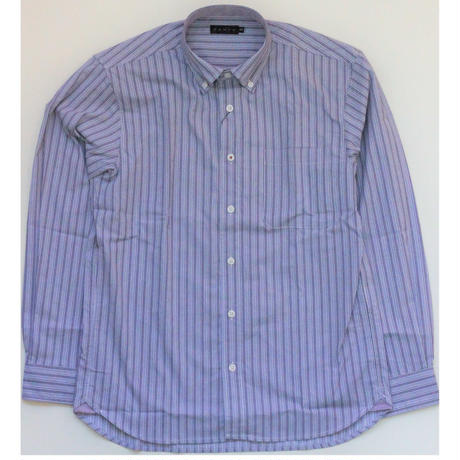 VUMPS ソロテックス ストライプBDシャツ (39105571)