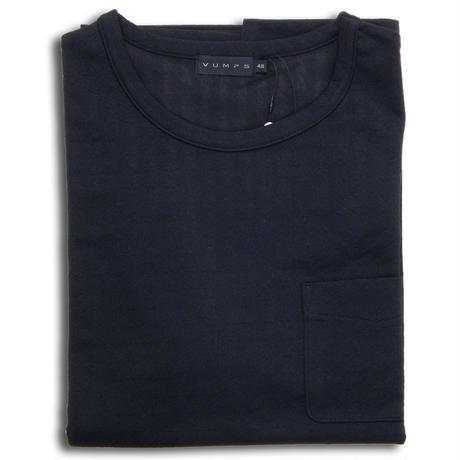 VUMPS ブリスタージャガード長袖Tシャツ